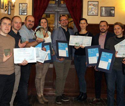 5 Év honlapja és 8 Marketinggyémánt díj