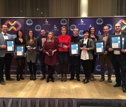 6 díj az Év Honlapja 2016 pályázaton!